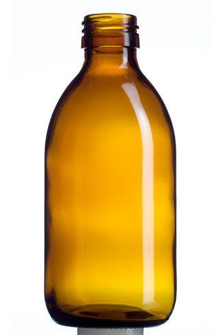 Agwa medizinische Braunglasflasche 250 ml - GF250