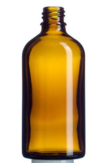 Agwa medizinische Braunglasflasche - Tropfflasche 100 ml - GF100